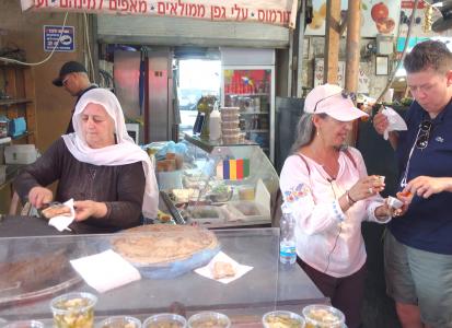Tel Aviv proeven